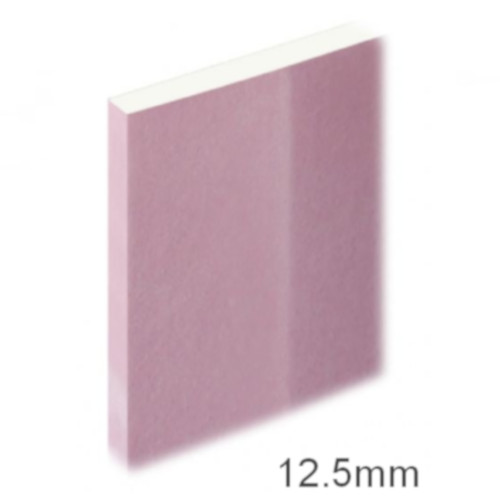 12.5mm Fireshield Plasterboard - Wall Board Knauf