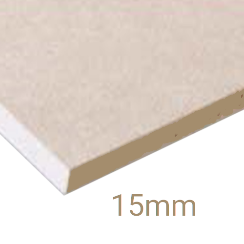 15mm Knauf Fireboard - High Performance Plasterboard 1200mm x 2400mm
