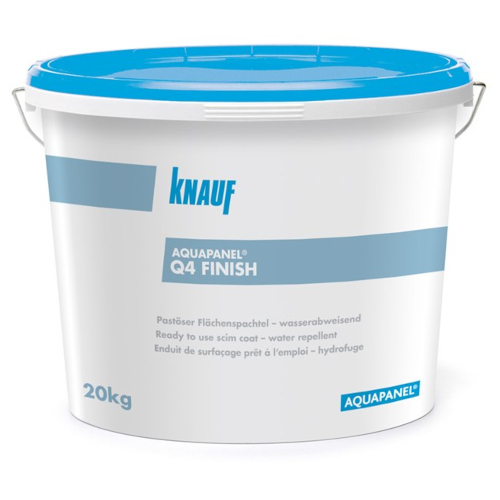 Knauf Aquapanel Q4 Finish - High Quality Skim Coat - 20 Kg