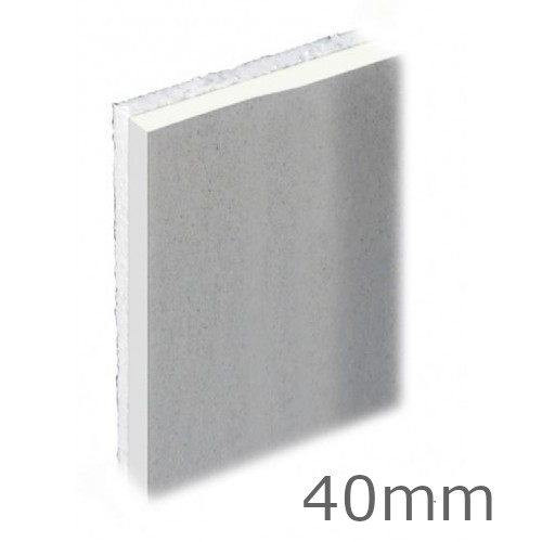 40mm Knauf EPS Thermal Laminate Insulation Board