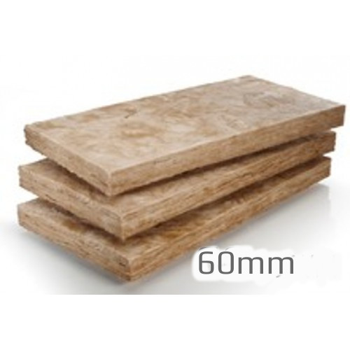 60mm Knauf Earthwool Timber Frame Party Wall Slab (pack of 16)- pallet of 16 packs