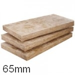 65mm DriTherm 32 Ultimate Cavity Slab Knauf (pack of 10)