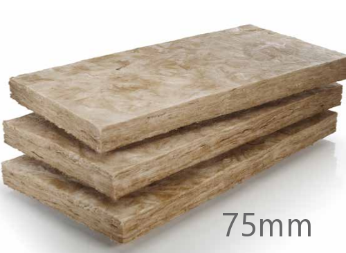 75mm DriTherm 32 Ultimate Cavity Slab Knauf (pack of 6)