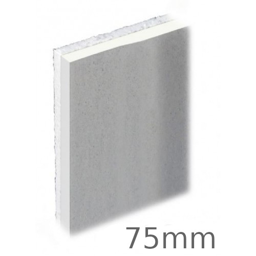 75mm Knauf PIR Thermal Laminate Insulation Board