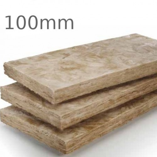 100mm DriTherm 32 Ultimate Cavity Slab Knauf (pack of 6)