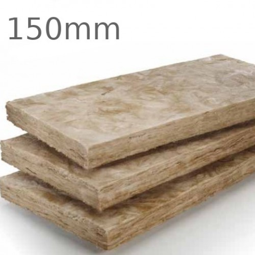 150mm DriTherm 32 Ultimate Cavity Slab Knauf (pack of 4)