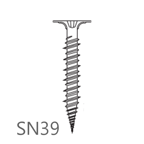 Knauf Aquapanel Maxi Screws SN39 - box of 500