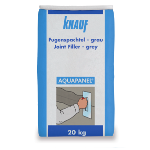 Knauf Aquapanel Joint Filler - Grey - 20 Kg