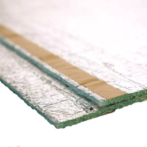 Low-E EZY-Seal Reflective Foil Insulation - Air Infiltration Barrier - (5m2 roll).