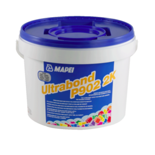 10kg Mapei Ultrabond P902 2k - Two-component Epoxy-Polyurethane Adhesive for Wooden Flooring