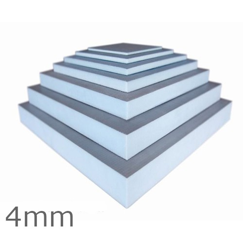 4mm Marmox Multiboard Waterproof Insulation Board  (pack of 10).