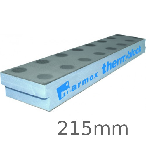 Marmox Thermoblock 215mm (box of 10).