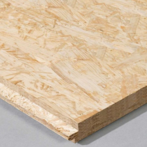 30mm Egger Flooring OSB HDX - T&G Oriented Strand Board - 2400mm x 675mm