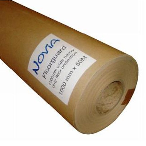 Novia Floorguard General Purpose Temporary Protection - 1m x 50m Roll