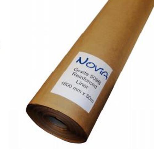 Novia 509B Shed Lining Paper 1.8m x 50m Roll