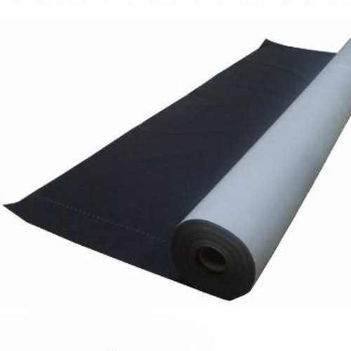 Novia Black High Performance Construction Wrap 2.7m x 100m Roll