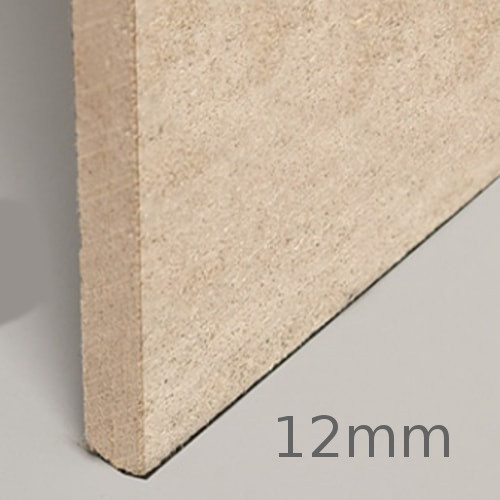 12mm Promat PROMAFOUR Non-Combustible Fire Resistant Board - 1250x1250mm