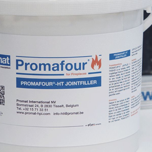 1.5kg Promafour-HT Joint Filler - Fire Protective Joint Filler