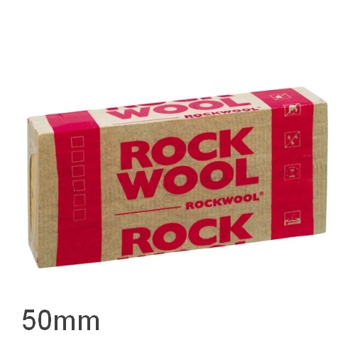 50mm Rockwool Cavity Insulation Batt (pack of 12)