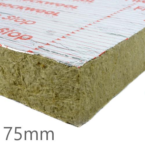 Rock wool external wall insulation slabs acoustic fire for Mineral wool firestop
