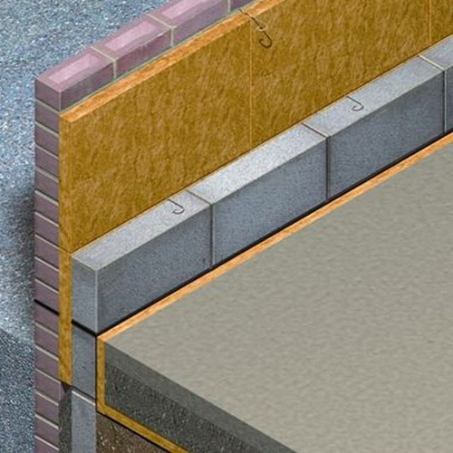 80mm rockwool cavity insulation batt glass mineral wool for Mineral wool wall insulation