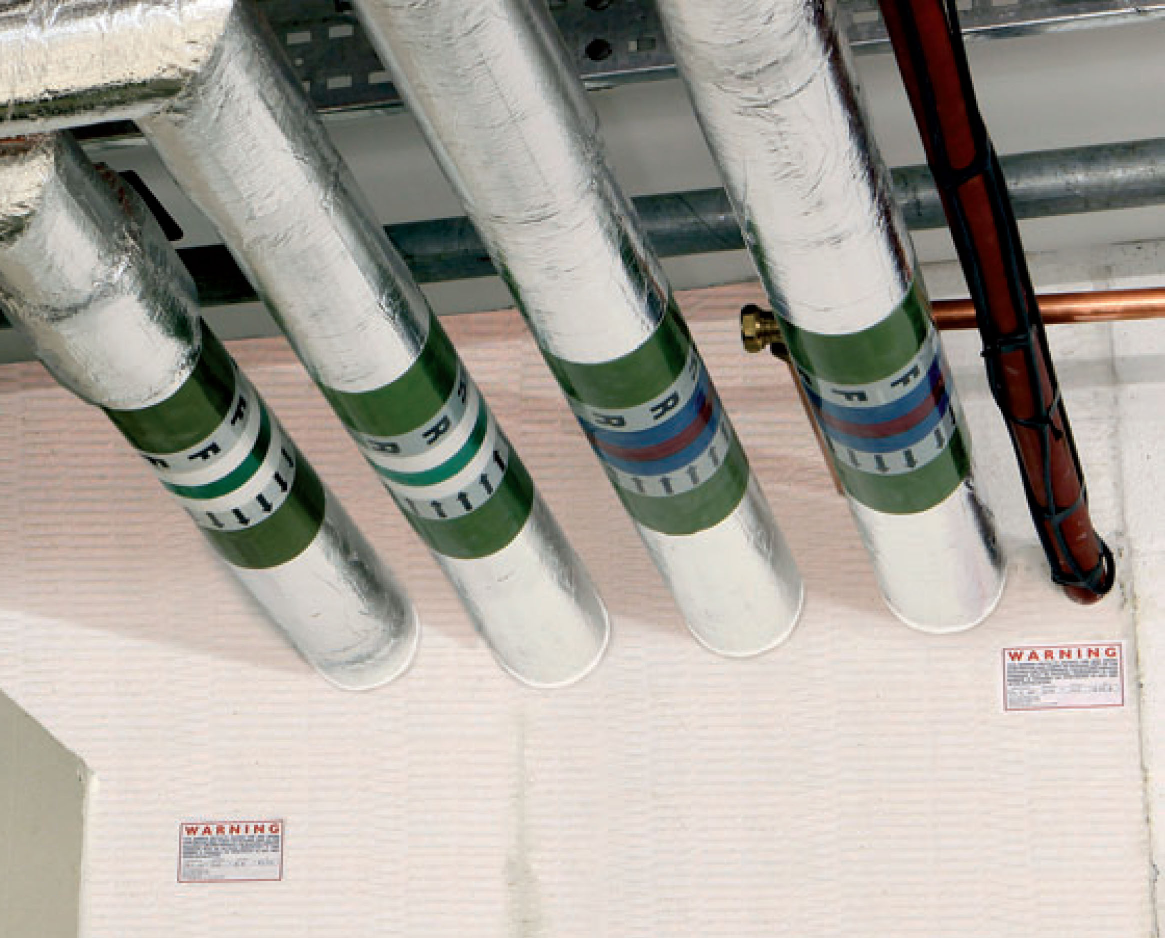 60mm Rockwool Ablative Coated Batt 60mm Rock Wool Insulation