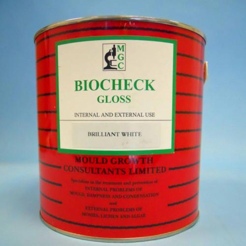 Biocheck Alkyd Gloss - 2.5 litres