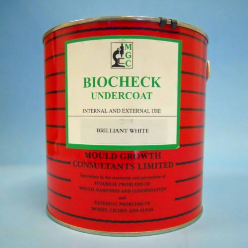 Biocheck Alkyd Undercoat - 2.5 litres