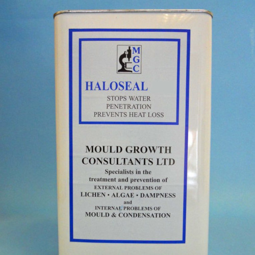 Haloseal ECO - Water-based Masonry Waterproofer - 5 Litre