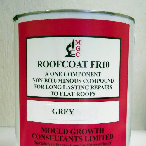 Roofcoat FR10  Non-Bituminous Elastomeric Roofing Compound - 5kg