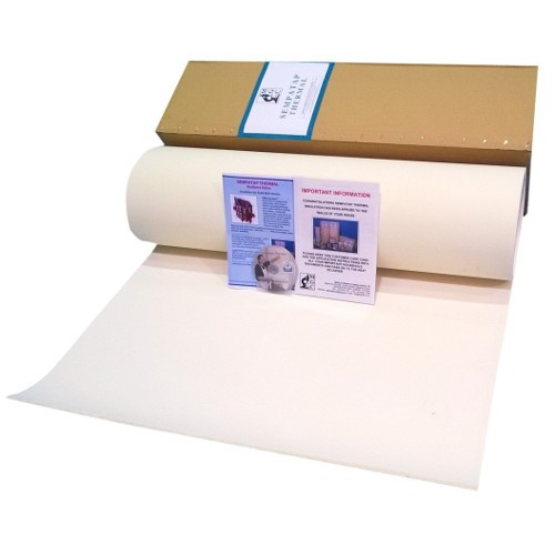 5mm Sempatap Thermal Insulating Wallpaper - 1m x 12.5m roll