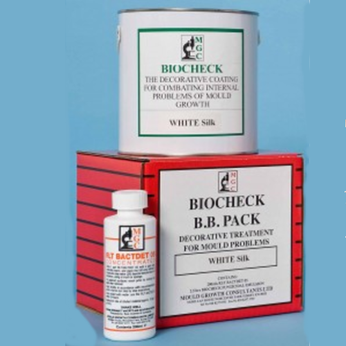 MGC Biocheck BB Pack - Mould Treatment  for 10-12m2