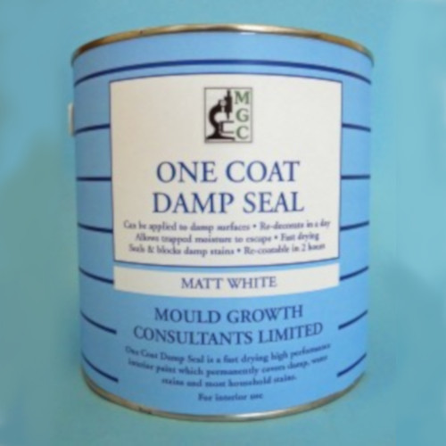 MGC One Coat Damp Seal - 2.5 Litre