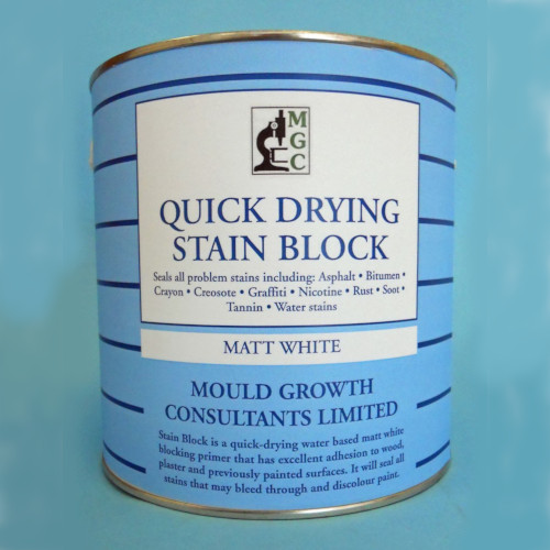 MGC Quick Drying Stain Block - 2.5 Litre