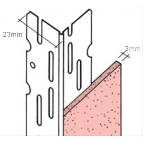 2400mm Speedline Thin Coat Angle Bead (pack of 50).