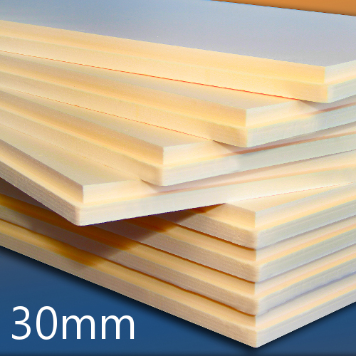 30mm Sundolitt XPS300 Extruded Polystyrene Board (pack of 14)