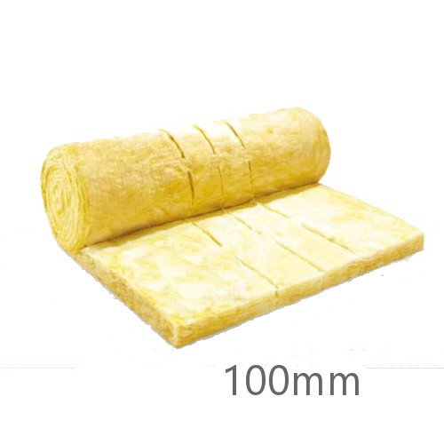 100mm Superglass Multi Roll 44 Loft Insulation