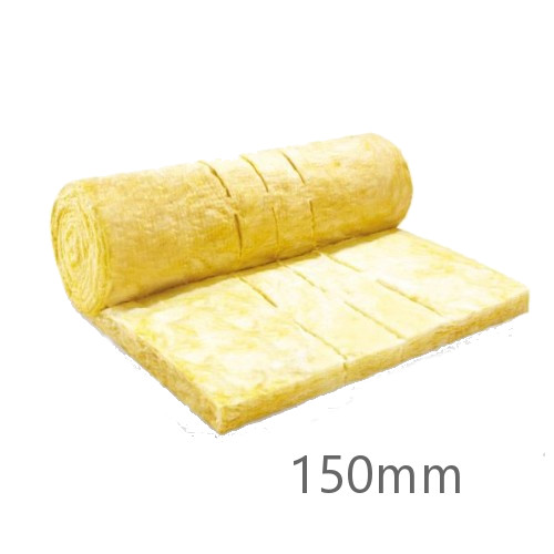 150mm rockwool rollbatt loft insulation rock wool insulation. Black Bedroom Furniture Sets. Home Design Ideas