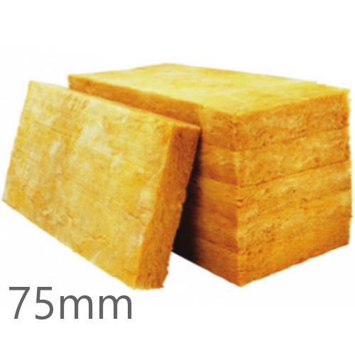 75mm Superglass Superwall 32 Cavity Wall Batt (pack of 8)