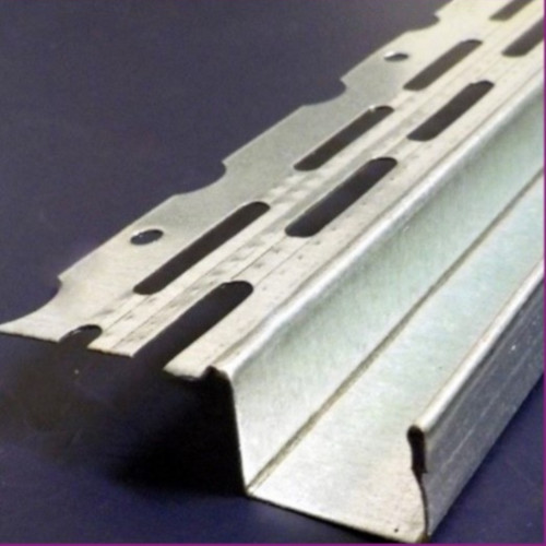 15mm Galvanised Steel Drywall Feature Bead - Abutting - 3m