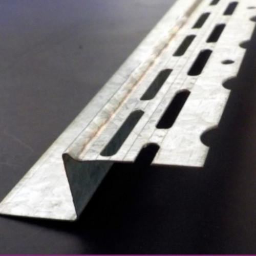 20mm Galvanised Steel Drywall Feature Bead - Engaging - 3m