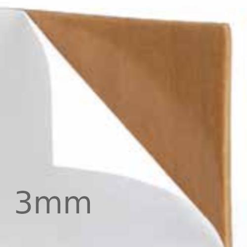 3mm TecSound SY50 Self-Adhesive Acoustic Membrane - 1.2m x 6m