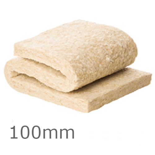 100mm ThermaFleece NatraHemp Flexible Slab 370mm x 1200mm (pack of 24)