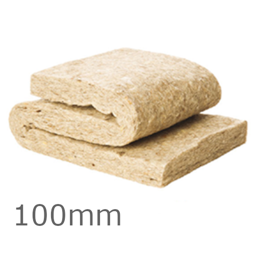 100mm ThermaFleece CosyWool Flexible Slab 390mm x 1200mm (pack of 21)