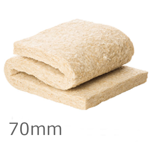 70mm ThermaFleece NatraHemp Flexible Slab 370mm x 1200mm (pack of 36)