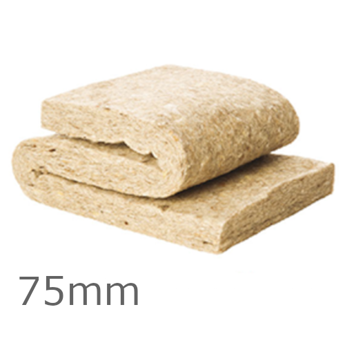 75mm ThermaFleece CosyWool Flexible Slab 590mm x 1200mm (pack of 18)