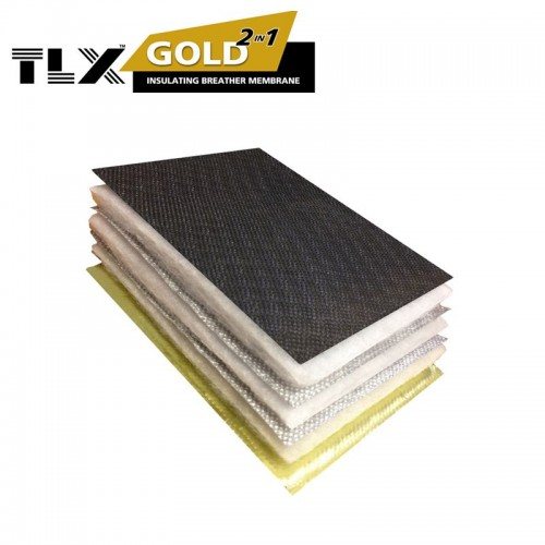 Thinsulex TLX Gold Multifoil Insulation