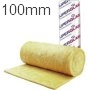 100mm  Superglass Acoustic Insulation Roll 11m2