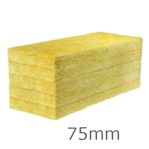 75mm URSA 32 Cavity Insulation Batt (pack of 6)