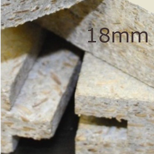 18mm Versapanel Cement Bonded Particle Board 1200x600mm T Amp G